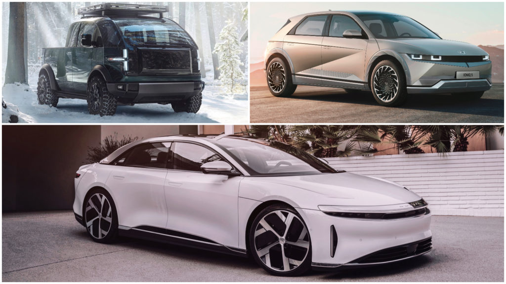 Upcoming EVs in the USA
