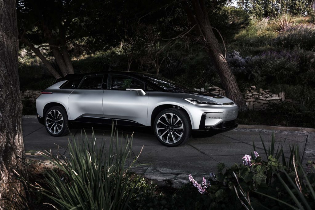 Faraday Future FF91 EV