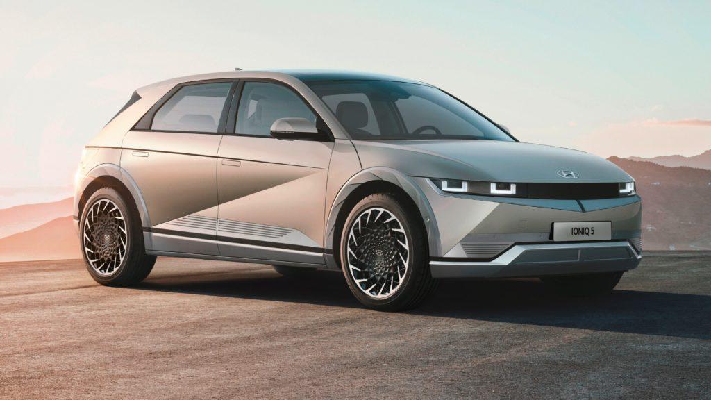 Hyundai Ioniq 5 concept EV